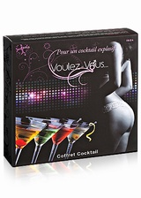Coffret sensuel Cocktail